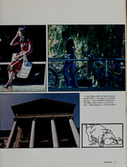 Page 13, 1981 Edition, University of Redlands - La Letra Yearbook (Redlands, CA) online yearbook collection