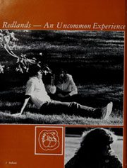 Page 6, 1981 Edition, University of Redlands - La Letra Yearbook (Redlands, CA) online yearbook collection
