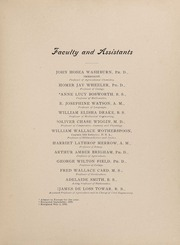 University of Rhode Island - Grist Yearbook (Kingston, RI) online yearbook collection, 1900 Edition, Page 17 of 144