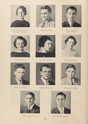 Page 12, 1936 Edition, University of Rhode Island - Grist Yearbook (Kingston, RI) online yearbook collection