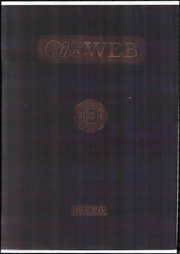 University of Richmond - Web Yearbook (Richmond, VA) online yearbook collection, 1926 Edition, Cover