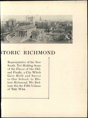 Page 13, 1926 Edition, University of Richmond - Web Yearbook (Richmond, VA) online yearbook collection