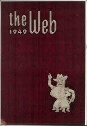 University of Richmond - Web Yearbook (Richmond, VA) online yearbook collection, 1949 Edition, Cover