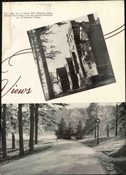Page 11, 1949 Edition, University of Richmond - Web Yearbook (Richmond, VA) online yearbook collection