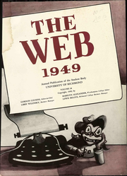 Page 7, 1949 Edition, University of Richmond - Web Yearbook (Richmond, VA) online yearbook collection