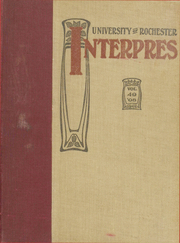 University of Rochester - Interpres Yearbook (Rochester, NY) online yearbook collection, 1908 Edition, Cover