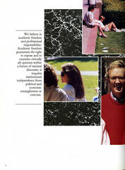 Page 16, 1988 Edition, University of San Francisco - USF Don Yearbook (San Francisco, CA) online yearbook collection