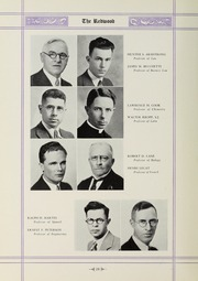 University of Santa Clara - Redwood Yearbook (Santa Clara, CA) online yearbook collection, 1933 Edition, Page 32
