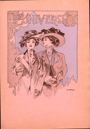 Page 14, 1911 Edition, University of Southern California - El Rodeo Yearbook (Los Angeles, CA) online yearbook collection