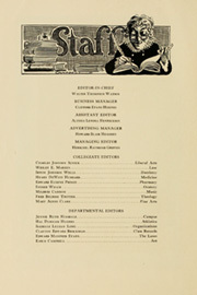 University of Southern California - El Rodeo Yearbook (Los Angeles, CA) online yearbook collection, 1917 Edition, Page 14