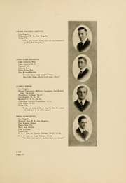 University of Southern California - El Rodeo Yearbook (Los Angeles, CA) online yearbook collection, 1917 Edition, Page 321 of 530