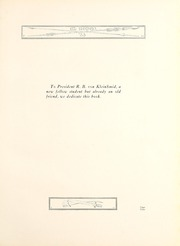 Page 13, 1923 Edition, University of Southern California - El Rodeo Yearbook (Los Angeles, CA) online yearbook collection