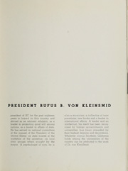 Page 13, 1939 Edition, University of Southern California - El Rodeo Yearbook (Los Angeles, CA) online yearbook collection