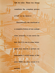 Page 7, 1939 Edition, University of Southern California - El Rodeo Yearbook (Los Angeles, CA) online yearbook collection