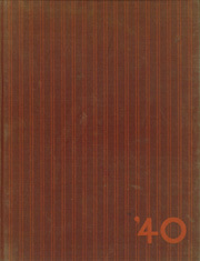 University of Southern California - El Rodeo Yearbook (Los Angeles, CA) online yearbook collection, 1940 Edition, Cover