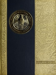 University of Southern Mississippi - Southerner Yearbook (Hattiesburg, MS) online yearbook collection, 1967 Edition, Cover