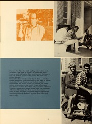 Page 12, 1967 Edition, University of Southern Mississippi - Southerner Yearbook (Hattiesburg, MS) online yearbook collection