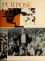 Page 13, 1967 Edition, University of Southern Mississippi - Southerner Yearbook (Hattiesburg, MS) online yearbook collection