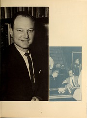 Page 9, 1967 Edition, University of Southern Mississippi - Southerner Yearbook (Hattiesburg, MS) online yearbook collection