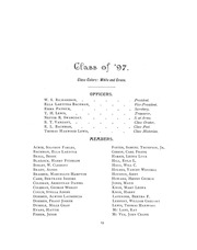 University of Texas Austin - Cactus Yearbook (Austin, TX) online yearbook collection, 1895 Edition, Page 19
