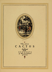 Page 7, 1926 Edition, University of Texas Austin - Cactus Yearbook (Austin, TX) online yearbook collection