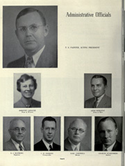 University of Texas Austin - Cactus Yearbook (Austin, TX) online yearbook collection, 1945 Edition, Page 16