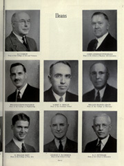 University of Texas Austin - Cactus Yearbook (Austin, TX) online yearbook collection, 1945 Edition, Page 17 of 504