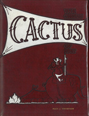 University of Texas Austin - Cactus Yearbook (Austin, TX) online yearbook collection, 1957 Edition, Cover