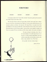 Page 8, 1957 Edition, University of Texas Austin - Cactus Yearbook (Austin, TX) online yearbook collection