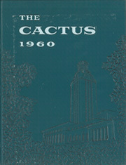 University of Texas Austin - Cactus Yearbook (Austin, TX) online yearbook collection, 1960 Edition, Cover