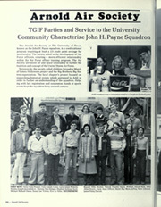 University of Texas Austin - Cactus Yearbook (Austin, TX) online yearbook collection, 1979 Edition, Page 422