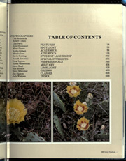 University of Texas Austin - Cactus Yearbook (Austin, TX) online yearbook collection, 1985 Edition, Page 7