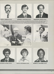 University of Texas Dental Branch - Fang Yearbook (San Antonio, TX) online yearbook collection, 1978 Edition, Page 17