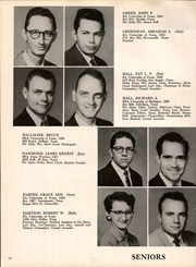 University of Texas School of Law - Peregrinus Yearbook (Austin, TX) online yearbook collection, 1956 Edition, Page 42