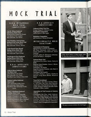 Page 16, 1997 Edition, University of Texas School of Law - Peregrinus Yearbook (Austin, TX) online yearbook collection