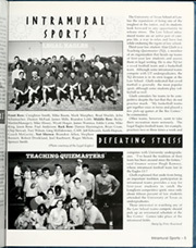 Page 9, 1997 Edition, University of Texas School of Law - Peregrinus Yearbook (Austin, TX) online yearbook collection