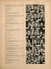 University of Toronto - Torontonensis Yearbook (Toronto, Ontario Canada) online yearbook collection, 1950 Edition, Page 31