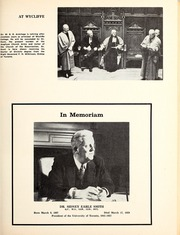 Page 11, 1959 Edition, University of Toronto - Torontonensis Yearbook (Toronto, Ontario Canada) online yearbook collection