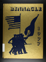 University of Washington Naval ROTC - Binnacle Yearbook (Seattle, WA) online yearbook collection, 1977 Edition, Cover