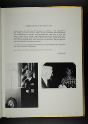 Page 9, 1977 Edition, University of Washington Naval ROTC - Binnacle Yearbook (Seattle, WA) online yearbook collection