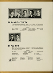 University of Washington - Tyee Yearbook (Seattle, WA) online yearbook collection, 1930 Edition, Page 386