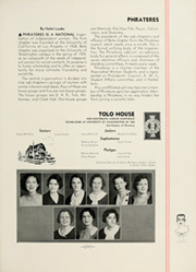 University of Washington - Tyee Yearbook (Seattle, WA) online yearbook collection, 1933 Edition, Page 247