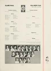 University of Washington - Tyee Yearbook (Seattle, WA) online yearbook collection, 1933 Edition, Page 249