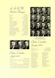 University of Washington - Tyee Yearbook (Seattle, WA) online yearbook collection, 1934 Edition, Page 32 of 274