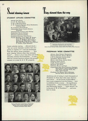 University of Washington - Tyee Yearbook (Seattle, WA) online yearbook collection, 1938 Edition, Page 23
