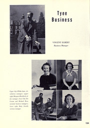 University of Washington - Tyee Yearbook (Seattle, WA) online yearbook collection, 1939 Edition, Page 134 of 390