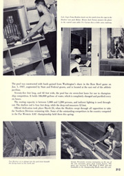 University of Washington - Tyee Yearbook (Seattle, WA) online yearbook collection, 1939 Edition, Page 212