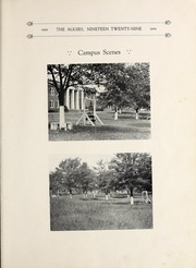 Page 11, 1929 Edition, University of West Georgia - Chieftain Yearbook (Carrollton, GA) online yearbook collection