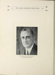 Page 8, 1929 Edition, University of West Georgia - Chieftain Yearbook (Carrollton, GA) online yearbook collection