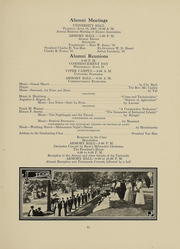 Page 11, 1909 Edition, University of Wisconsin Madison - Badger Yearbook (Madison, WI) online yearbook collection